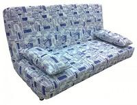 Диван-кровать Клик-Кляк Ньюс+покрывало+2 подушки