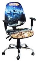 Стул кресло для детей и подростков AMF кресло Бридж Дизайн Пираты-1