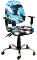 Стул кресло для детей и подростков AMF кресло Бридж Дизайн Дельфины