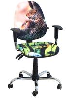 Стул кресло для детей и подростков AMF кресло Бридж Дизайн Гепард