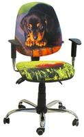 Стул кресло для детей и подростков AMF кресло Бридж Дизайн Цуценя