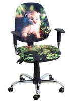 Стул кресло для детей и подростков AMF кресло Бридж Дизайн Рысь