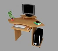 компьютерный стол С-546