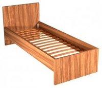 Кровать односпальная Берлин UK-310