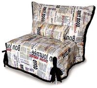 Кресло-кровать Аккордеон SMS
