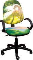 Кресло Поло 50 АМФ-5 Дизайн №13 Единорог