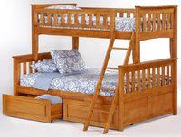 кровать двухъярусная Жасмин